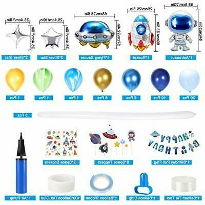 Space Theme Decorations Supplies