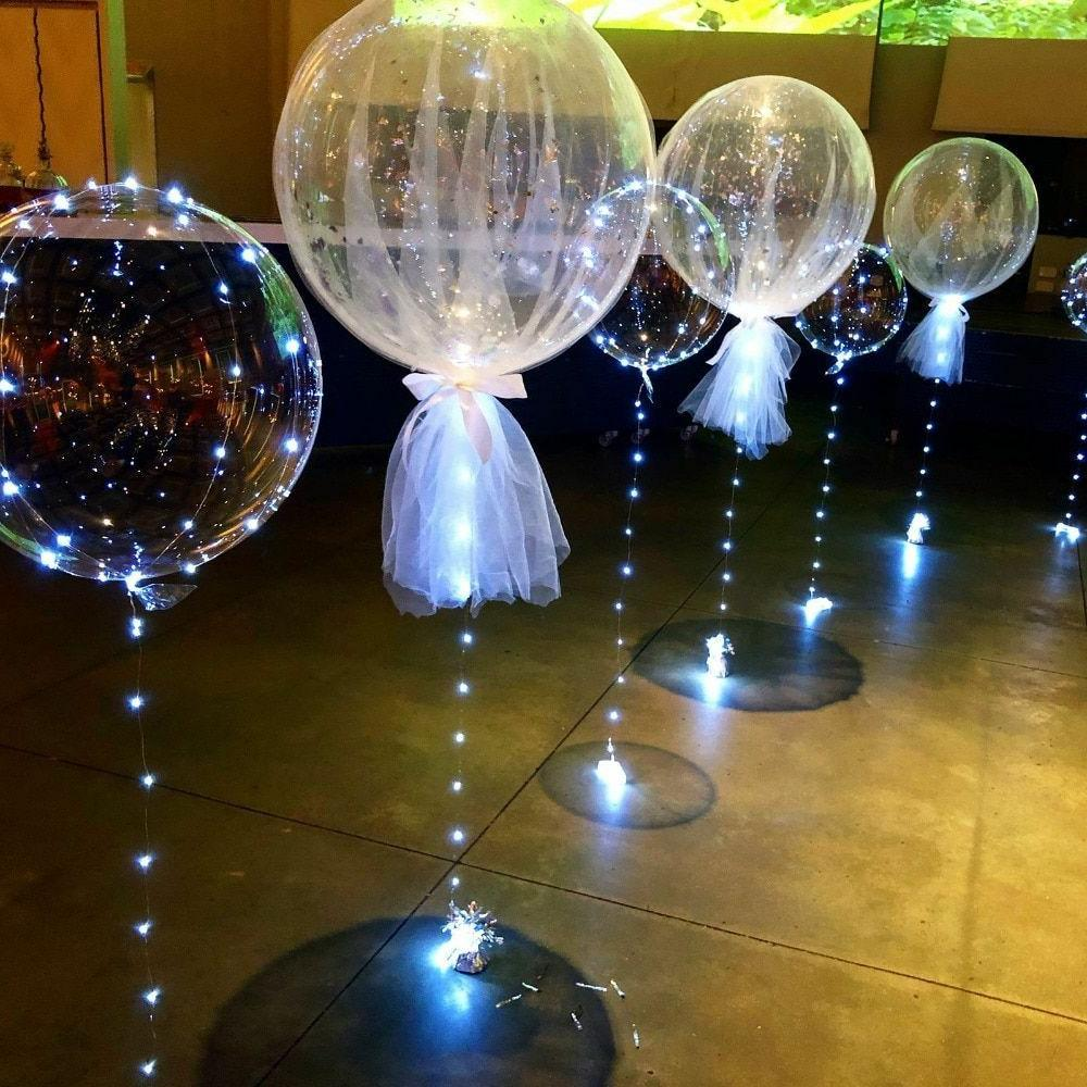 Bubble Wedding Party