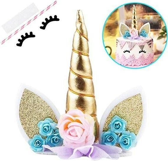Unicorn Banner Crafted Decorations