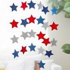 USA Stars String Hanging Decoration Banner American Patrioti