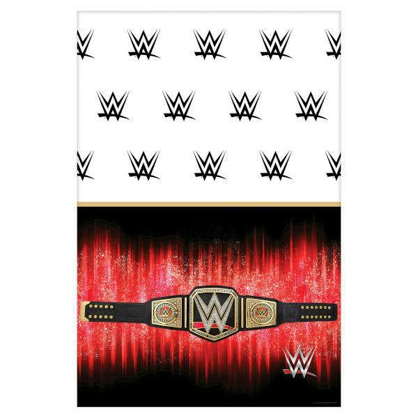 WWE Plastic Table Cover Party Supplies Decoration SMASH