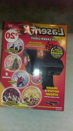 laser party light set of two great for indoor decorations al