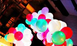 LED Balloons 40 Pcs Light Up PERFECT PARTY Decoration Weddin