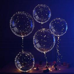 led light up balloons party balloon graduation