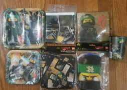 Lego Ninjago Movie Party Children's Supplies Decorations Tab