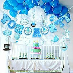 Lucky Party Baby Shower Decorations for Boy It's A BOY Baby