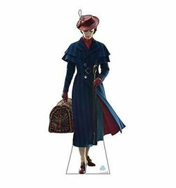 Advanced Graphics Mary Poppins Life Size Cardboard