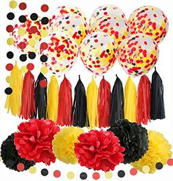 Mickey Mouse Birthday Decorations Mickey Mouse Color Party S