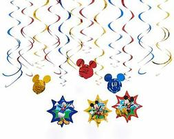 American Greetings Mickey Mouse Clubhouse Hanging Party Deco