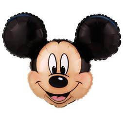 Mickey Mouse Extra Large 27 inches by 21 inches Mylar Balloo