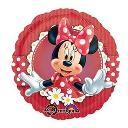 "Minnie Mouse 18"" Anagram Balloon Birthday Party Decorations"