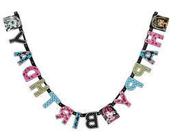 American Greetings Monster High Birthday Banner, Party Suppl