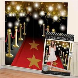 Movie Premier Wall Decorating Kit