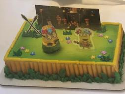 NEW DecoPac DESPICABLE ME 3 HULA PARTY UNIVERSAL CAKE TOPPER