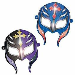 amscan Paper Masks   WWEParty   Party Favor   8 ct.
