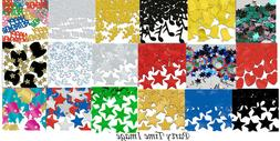 Party Decorations CONFETTI, Stars,Hearts,Retirement,Annivers