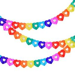 Joewyle Party Supplies Favors Banners Garland for Kids Party