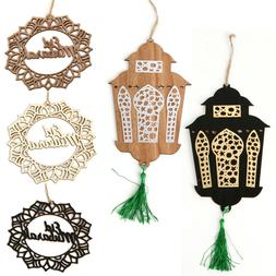 Party Supplies Festival Craft Acrylic Wooden Pendant Wood Or