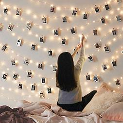 Led Photo Clip String Lights Indoor String Lights Seasonal L