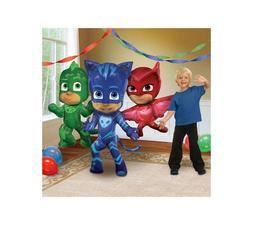 PJ Masks Airwalker Birthday Party Jumbo Balloon Decoration P