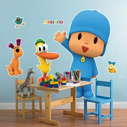Pocoyo Room Decor - Giant Wall Decals