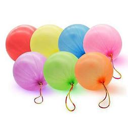 Punch Balloons for Kids  - Party Favors Decorations Supplies
