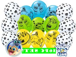 PUPPY DOG PALS BIRTHDAY BALLOON CUP PLATE PARTY DECORATION B