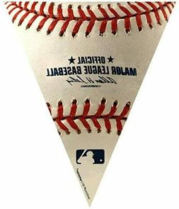 Amscan Rawlings Baseball Sports Party Decoration Pennant Fla