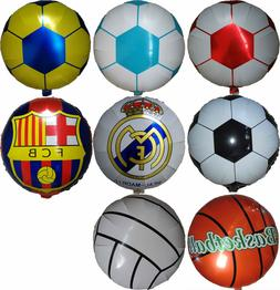 SOCCER BASKETBALL VOLLEYBALL BALLOON SPORTS EVENT PARTY SUPP