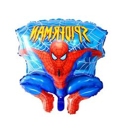 "Spider-man 25"" Balloon Birthday Party Decorations"