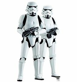 Advanced Graphics Stormtroopers Life Size Cardboard Cutout S