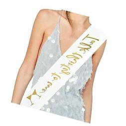 ADBetty Talk thirty to me Sash – 30th Birthday Sash Birthd