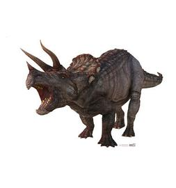 Triceratops Dinosaur Party Decoration Cardboard Cutout Stand