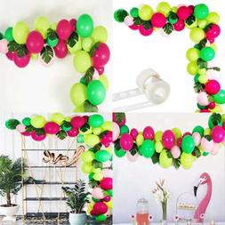 Tropical Hawaii Party Decorations Balloons 75 Pack Balloon G
