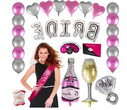 Ultimate Bachelorette Party Decorations Kit Bridal Shower Ga