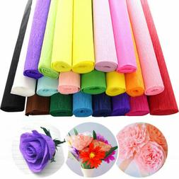 US Crepe Paper Streamer Roll Wedding Birthday Party Supplies
