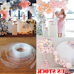 USA Balloon Arch Frame Kit Column Water Base Stand Wedding B