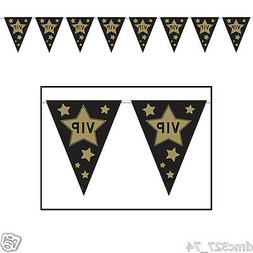 VIP Pennant Banner Party Accessory