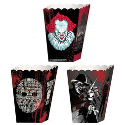 WARNER BROTHERS HORROR MOVIE Popcorn Containers Halloween Pa