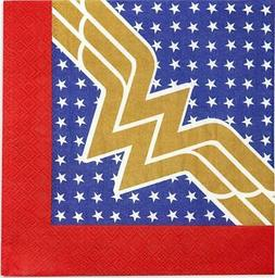 wonder woman plastic table cover birthday party