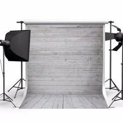 Fut Wooden Theme Photography Background Vinyl Cloth Backdrop